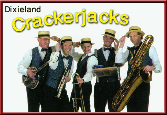 The Dixieland Crackerjacks