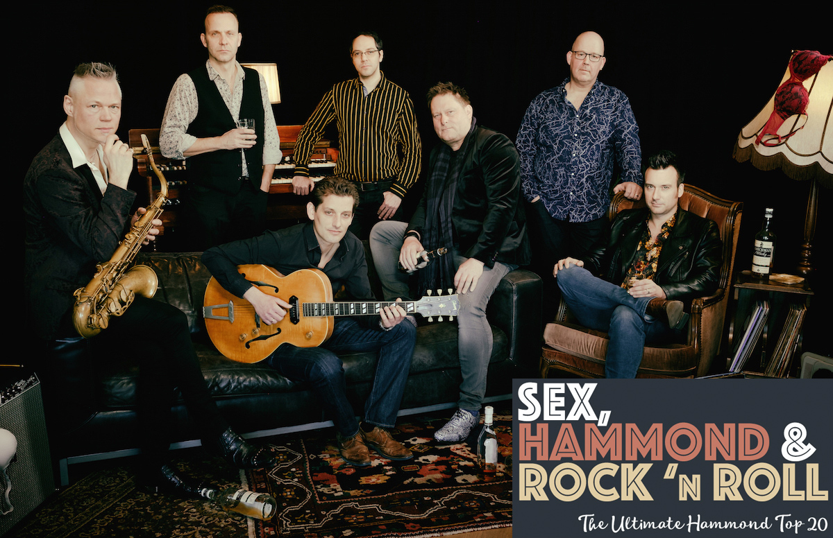 Sex, Hammond & Rock 'n Roll